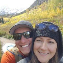 Karen Stone - Hiking with Joshuah